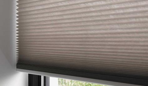 persiana de cortina duette